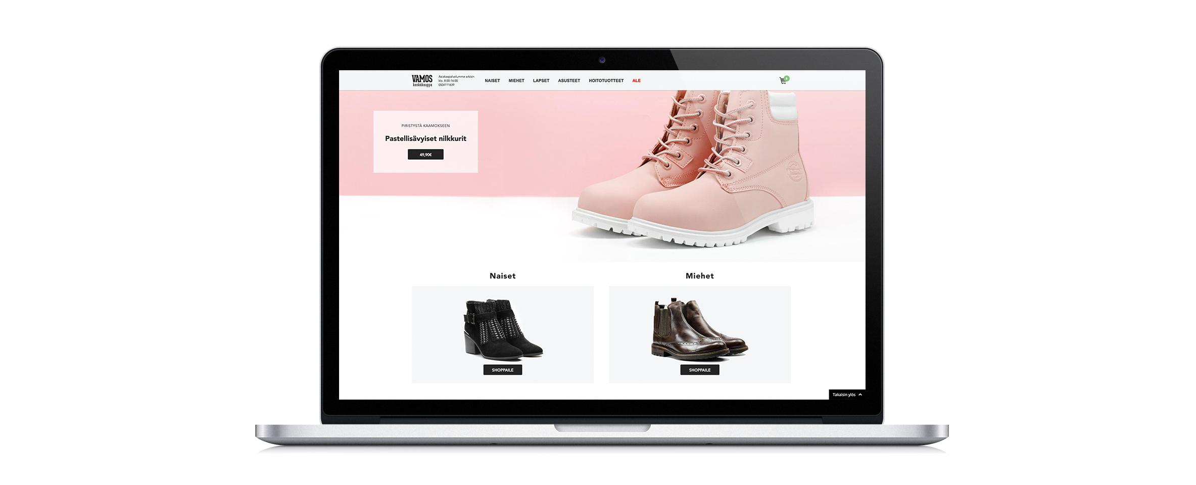 Vamos Shoe Store