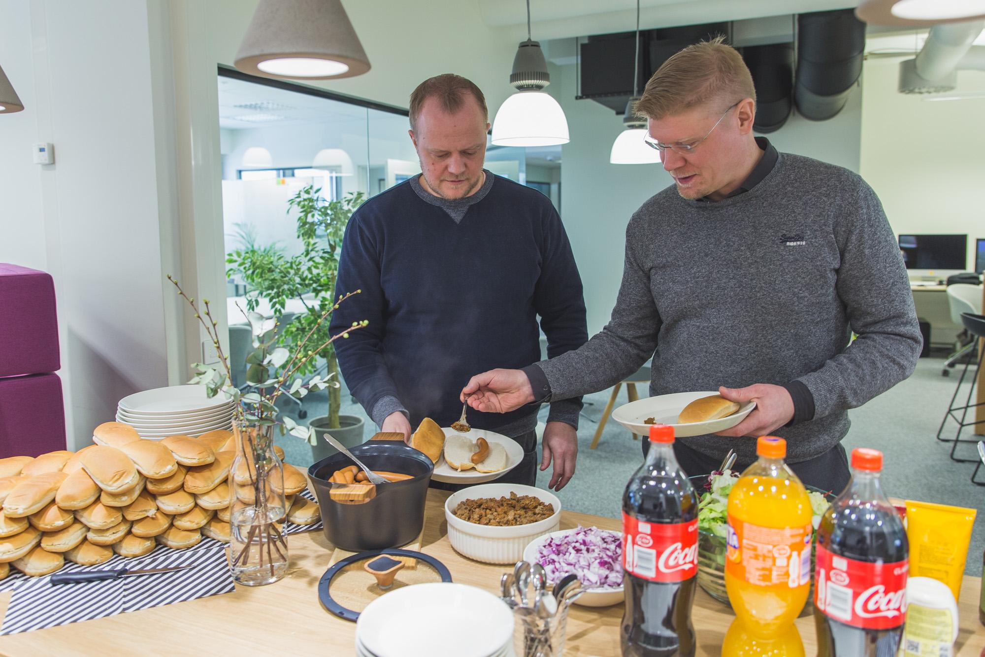 Ohjelmistoalan työpaikat Helsinki