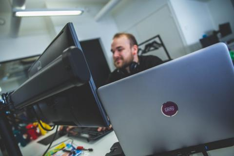Developer at Lamia, Helsinki